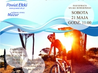 Otwarcie Leśnego Szlaku Powiatu Ełckiego w Gminie Prostki