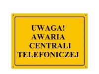 Awaria centrali telefonicznej w Urzędzie Gminy Prostki