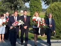 Jak co roku, 1 września, uczczono ofiary niemieckiej napaści na Polskę w 1939 roku